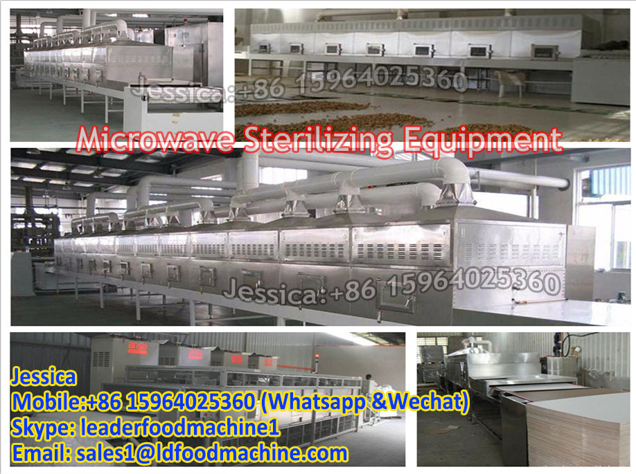 Hot Selling Industrial Grain Microwave Curing Equipment