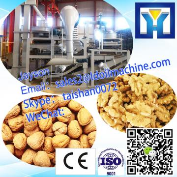 full automic lowp rice almond shell cracker equipment/hazel shelling separating machine/almond shelling machine line