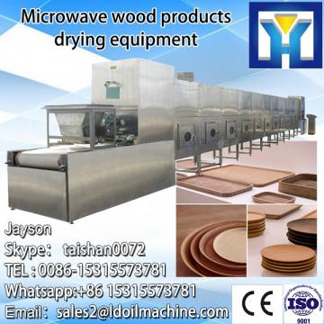 fresh tobacco leaves dehydration and sterilization machine /microwave oven