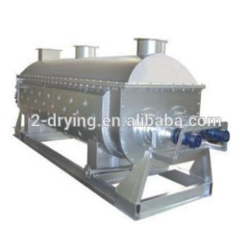 Paddle drying machine for waste,waste treatment machine paddle dryer,sludge drying machine