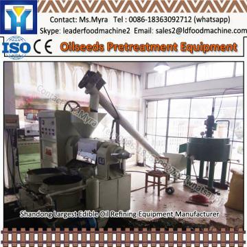 Good preferance automatic Sunflower/soybean/palm kernel oil pressing machine
