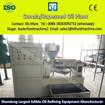 Refining machinery unit