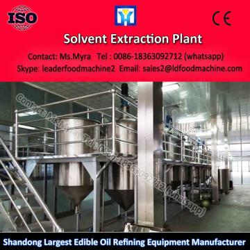 Good performance extraction of oil from soybean