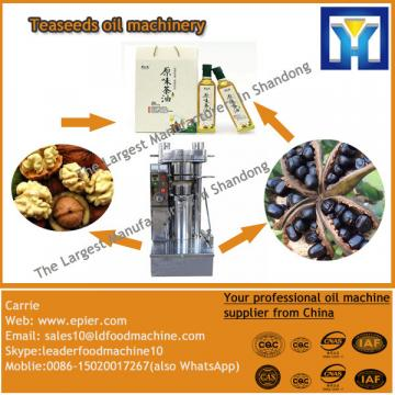 Professional supplier Continuous and automatic sunflower edible oil making plant with 100TPD