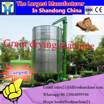Dwarf lilyturf tea Microwave drying machine on hot sell