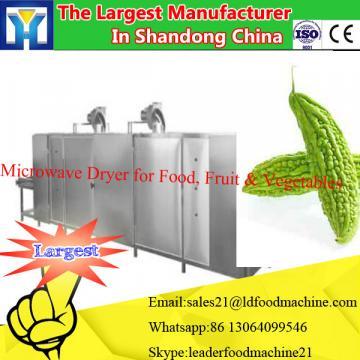 Clean Vegetable and Fruit wood Microwave Dryer/Mesh Belt Dryer/Conveyor Belt Dryer