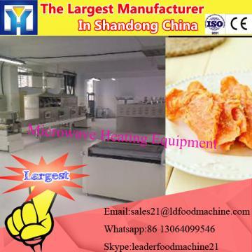 Microwave crystals sugar dryer