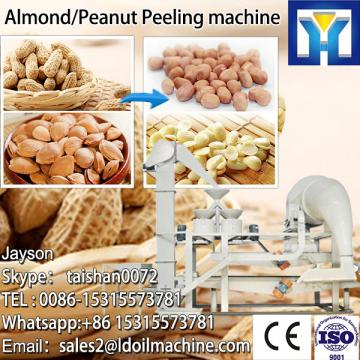 hig peeling rate 98% apricot kernel skin peeling machine/almond peeler with CE and ISO9001
