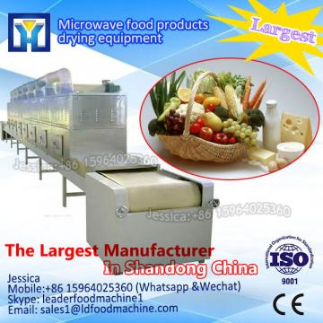 Energy-efficient chinese herbs microwave dryer