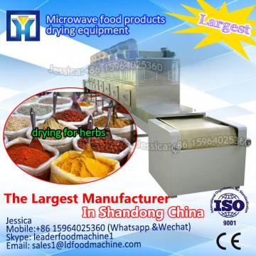 High efficiency automatic dehydration microwave oven