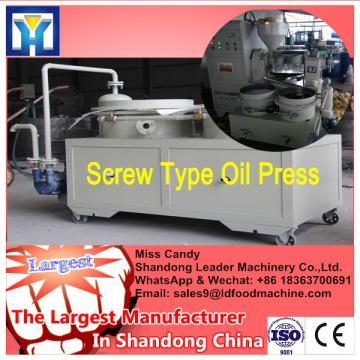 made in China screw oil press machine/factory directly oil refine plant oil press