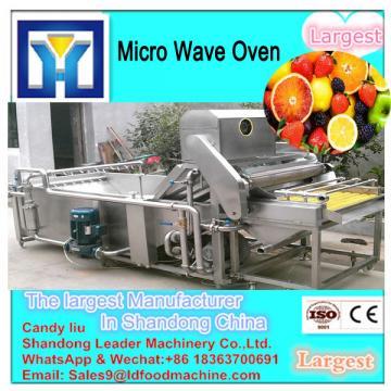 High Efficient Microwave Industrial Fruit Dehydrator
