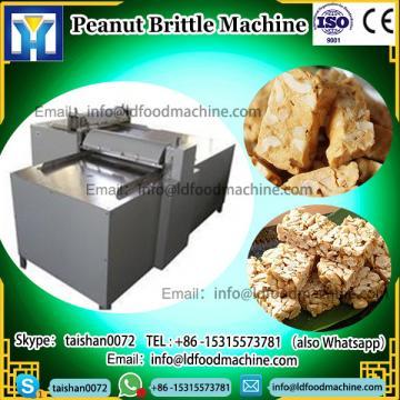 Reliable Supplier Sesame Granola Bar Production Line Nut Bar Maker Peanut Brittle MueLDi Enerable Bar make machinery