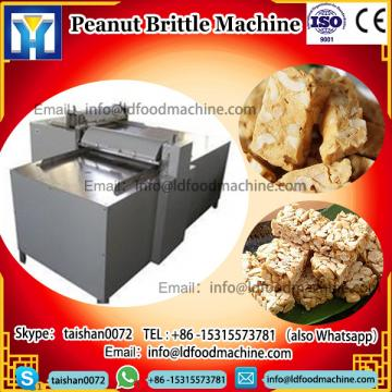 Stainless steel Sesame Bar make MueLDi Bar Cutting Peanut candy Cutter machinery