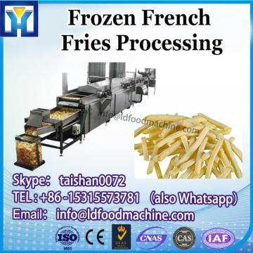Automatic Frozen French Fries ; French Fries machinery For Sale