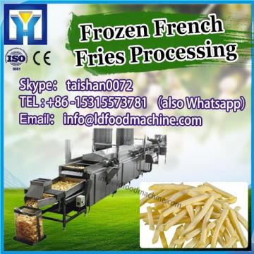 frozen french fries production line-1000kg/h