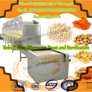 Hot sale microwave nut food roasting equipment for sale