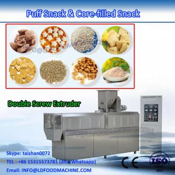Puffed Snack With Core Filling machinery