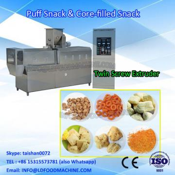 Good Price Industrial extrusion baked puffed snacks food processing Line