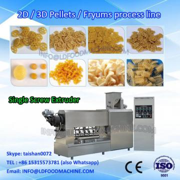 High quality industrial pasta make machinery, pasta machinery, macaroni maker