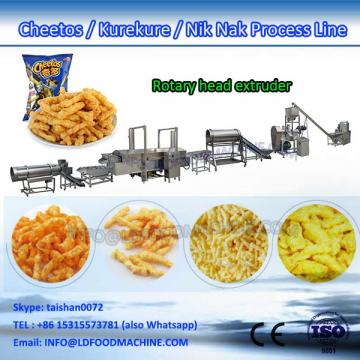 New desity corn curls cheetos kurkure make machinery