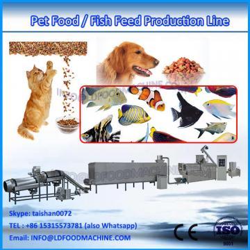 stainless steel good quality pet dog food pellet extruder