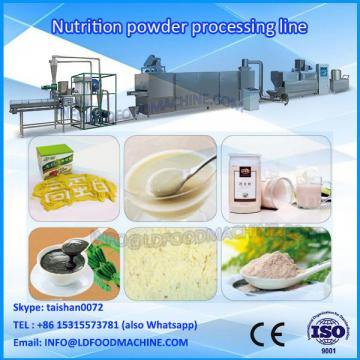 Cereal Powder Instant baby Food make machinery