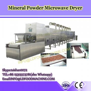 GRT Belt type stainless steel microwave drying/sterilization machine for large quantities operation