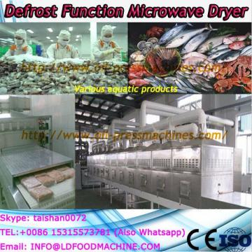 Black Defrost Function tea microwave dryer&sterilizer machinery