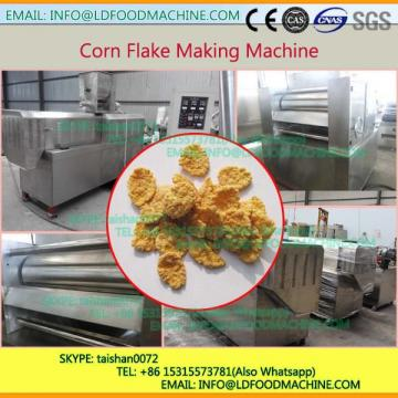 Exquisite Tech Corn Flakes Production Process Corn Flakes Maker Cereal Corn Flakes machinery