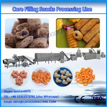 Twin Screw extruder China Inflating Snacks machinery jinan