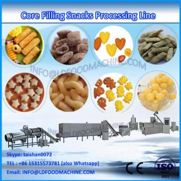 Hot Industrial crisp Corn Flour Puff Snack Extruder machinery