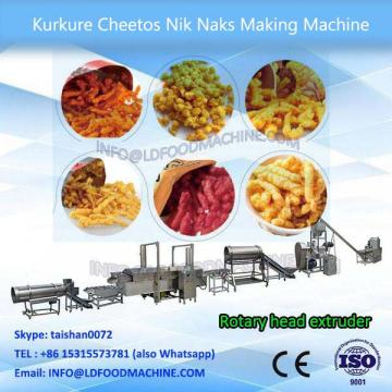 Cheetos make machinery Corn Snack machinery