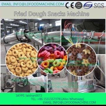 fried wheat flour bugles/rice crust production equipment