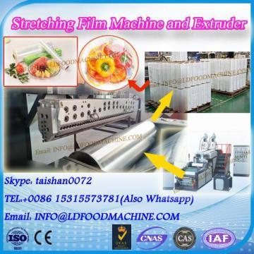 stretch film hand/machinery roll & jumbo roll make machinery