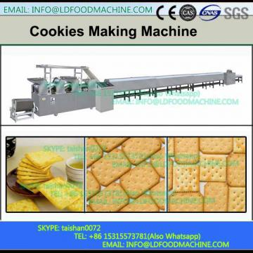 High quality mochi make machinery, two color cookies with filling machinery
