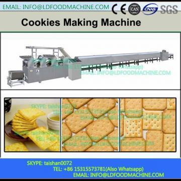 Inligent micro computor Biscuit molding machinery, cookies depositor machinery