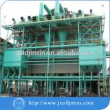 Refining of crude palm kernel oil/palm kernel oil extraction plant