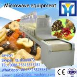 China supplier microwave dryer and dehydrator machine for shiitake