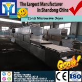 New design continuous microwave dryer