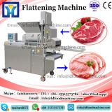 Fresh Meat Flattening machinery for Food Factory