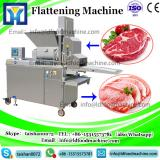 Pork Beef or Chicken Meat Flattening machinery
