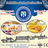 puffed crisp corn snacks extruder production line