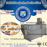 inflating puffed wheat processing machinery