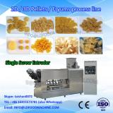 DLG single screw extruder fish food make installation, fish feed pellet machinery