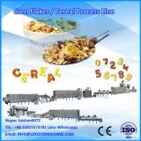 Extruded corn flakes processing line