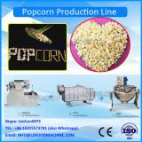 Caramel continuous popcorn production machinery line