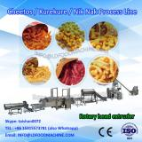 automatic extruded corn grits kurkure cheetos nik naks snacks extruder machinery