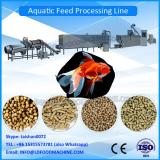 High quality Floating Fish Feed Pellet machinery / animal fish feed extruder machinery