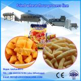 hot selling Extruded crisp Fried Flour Chips make machinery
